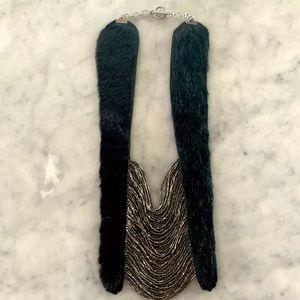 JULIE BESSETTE Sarah necklace - one of a kind!